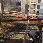 Födém betonozás